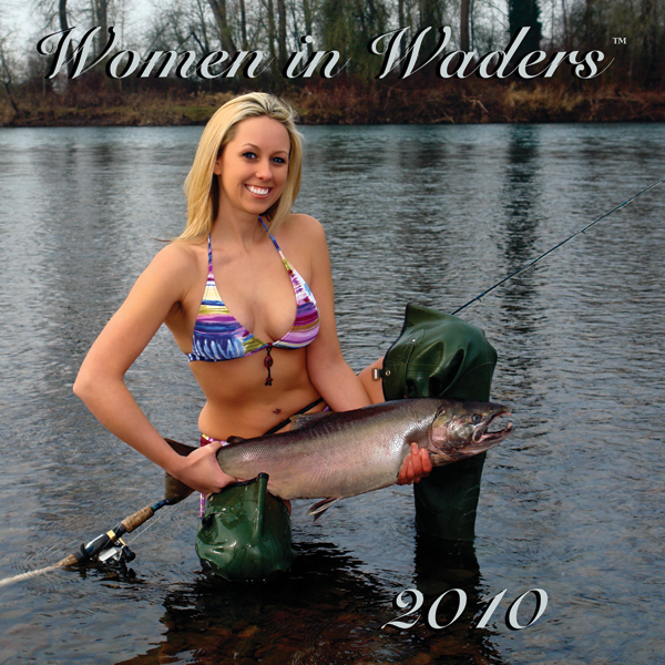 Naked Women In Waders 27