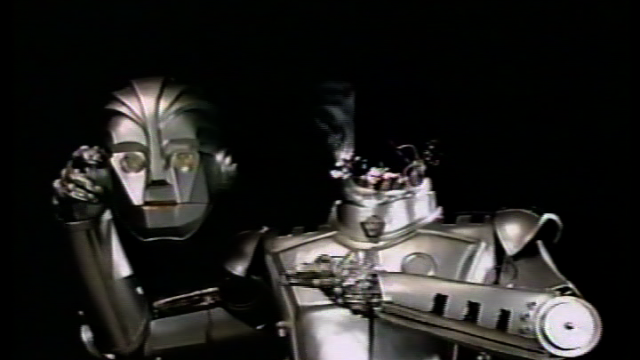 Robots: The VCR Game