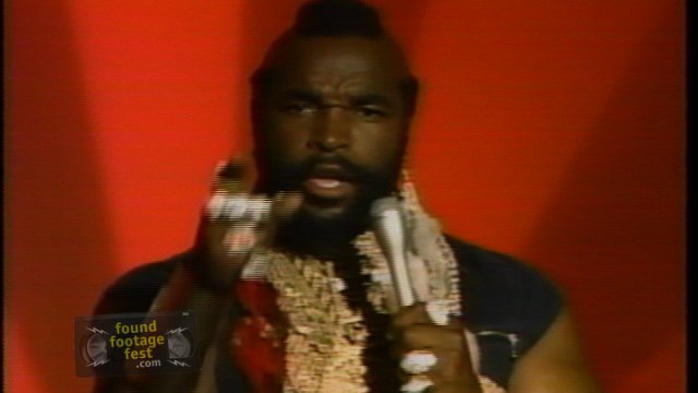 Mr. T's Mother