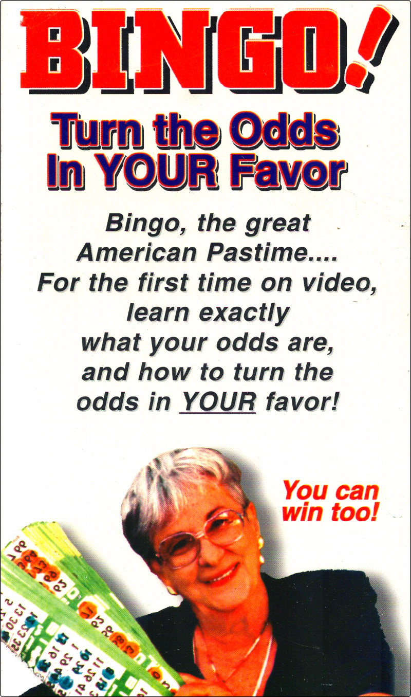 Bingo! Turn The Odds In YOUR Favor
