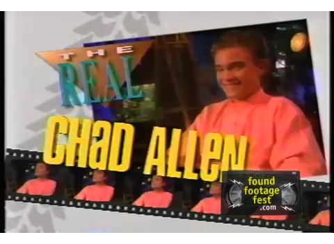The Real Chad Allen