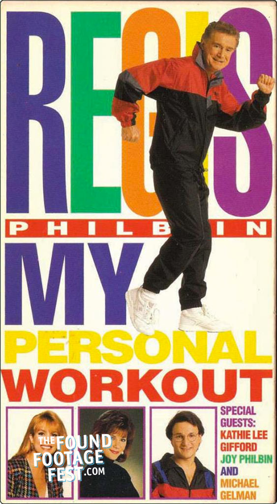 Regis: My Personal Workout