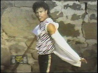Michael Jackson Striptease