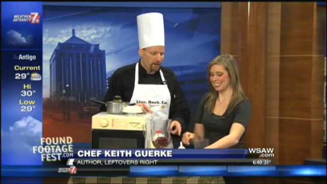 Chef Keith: Fake Chef Pranks Morning TV Shows