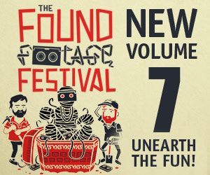 The Found Footage Festival Poster