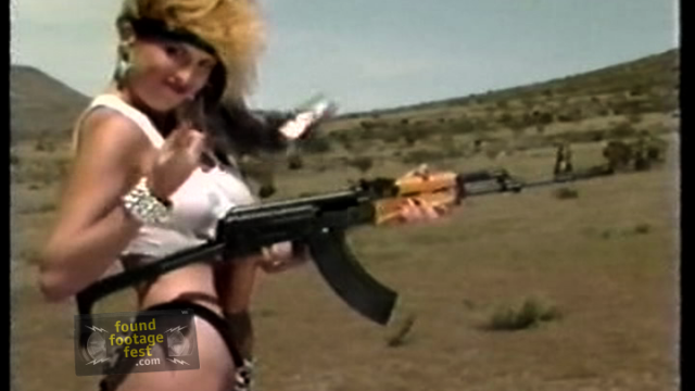Babes With Machine Guns, Part 2