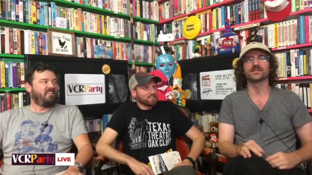VCR Party Live! Episode 77 – Kyle Mooney Attempts an ALF Impression