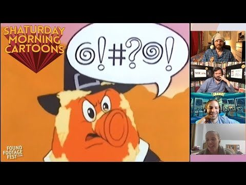 Shaturday Morning Cartoons, Ep 11: Q-Bert Thanksgiving with Nick's Sister