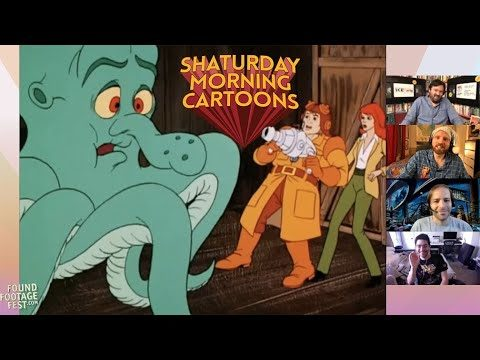 Shaturday Morning Cartoons, Ep 12: Ghostbusters with Craig Rowin