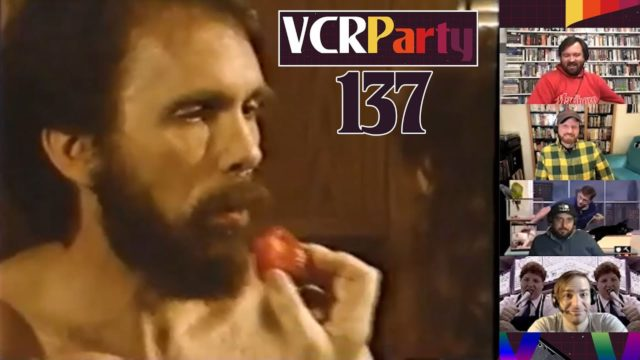VCR Party Live! Ep 137 – Who's The Yellingest with Zach Zucker