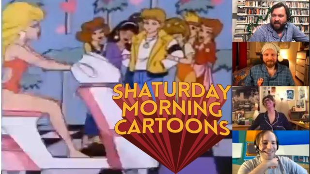 Shaturday Morning Cartoons – Beverly Hills Teens with Kendall McKenzie