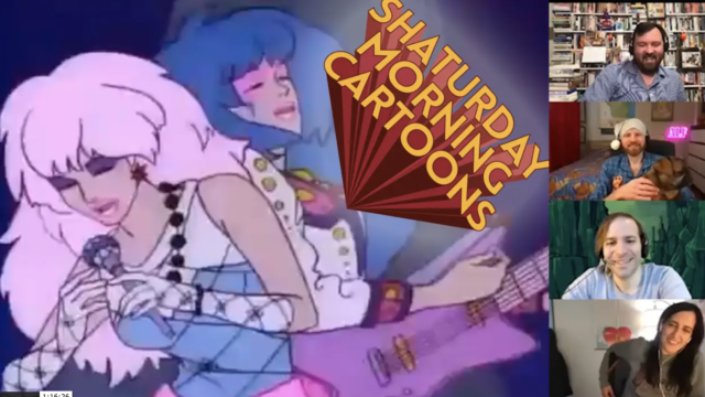 Shaturday Morning Cartoons – Jem! The Truly Outrageous Anti-Drug Episode with Albertina Rizzo!