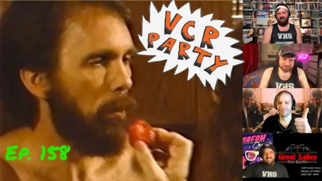 VCR Party Live 158 – Toe-nament Results and Raw Dogging Windows!