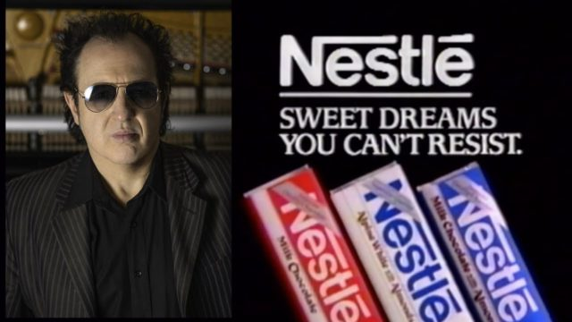 Jingle Mysteries: Who Wrote the Nestle Alpine White Song?