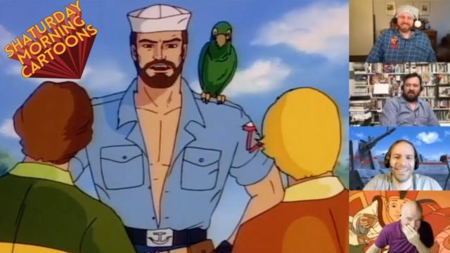 Shaturday Morning Cartoons – GI Joe PSAs with Jimmy Keegan!