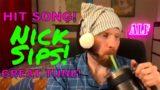 NICK SIPS! Official music video