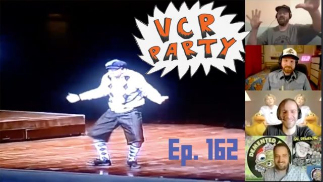 VCR Party Live! 162 – Very Believable Ants