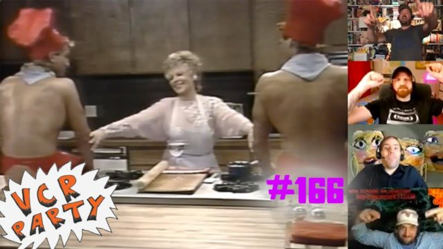 VCR Party Live! Ep 166 – The Perfect episode for your boss, spouse, etc.