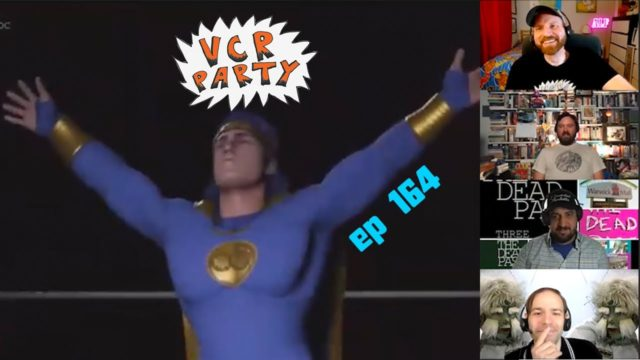 VCR Party Live! 164 – Check Please!
