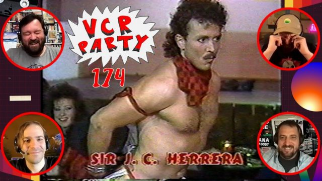 VCR Party Live! Ep 174 – Knight Fever