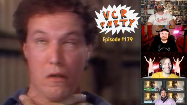 VCR Party Live! Ep. 179 – With special guest Mike the Amazing Eagle!