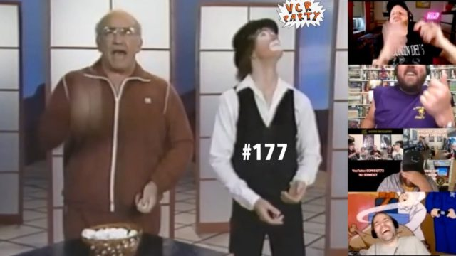 VCR Party Live! p. 177 – It's Sharty Time!