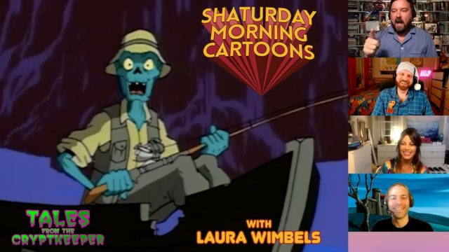 Shaturday Morning Cartoons – Tales From the Cryptkeeper with Laura Wimbels